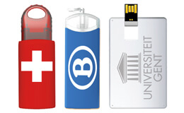 USB sticks per sector