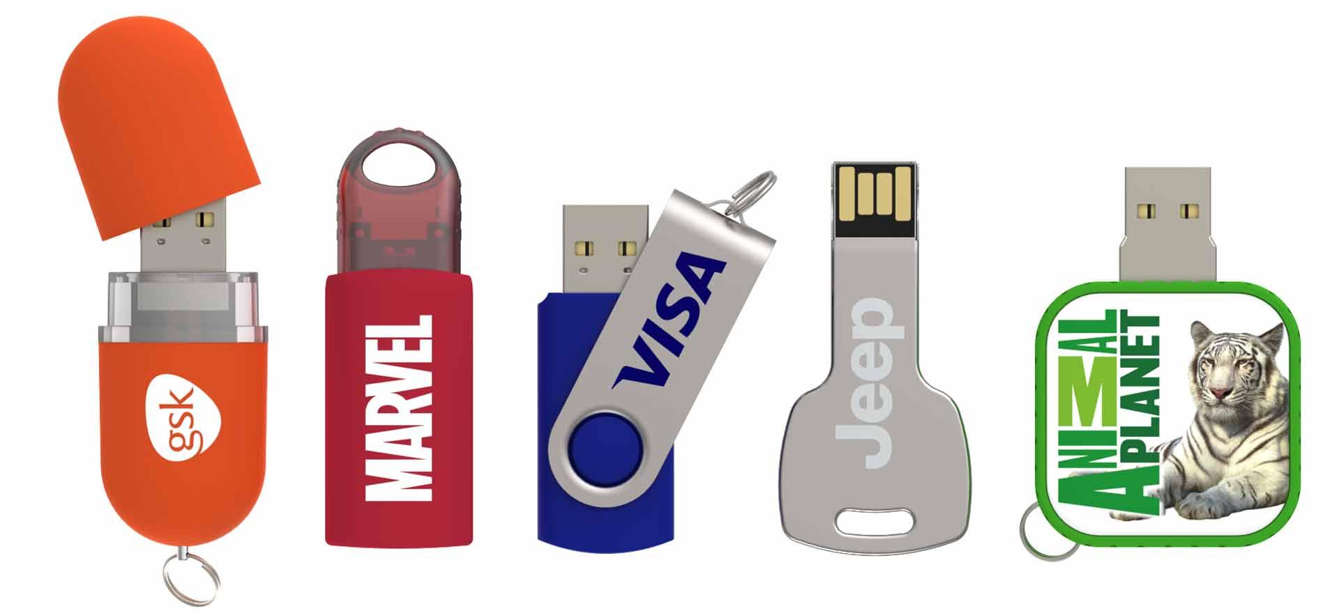 USB Sticks binnen 5 dagen!