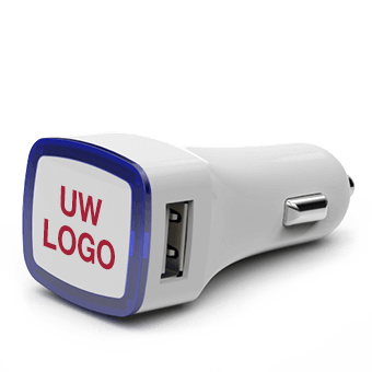 Duo - Promotional Car Charger