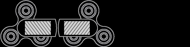Fidget Spinner Zeefdruk