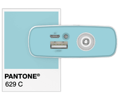 Pantone® Referentie Powerbank