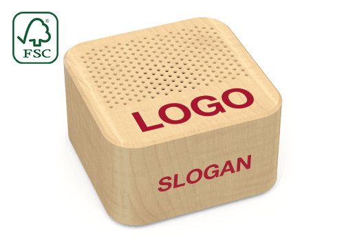 Seed - Luidspreker Met Logo