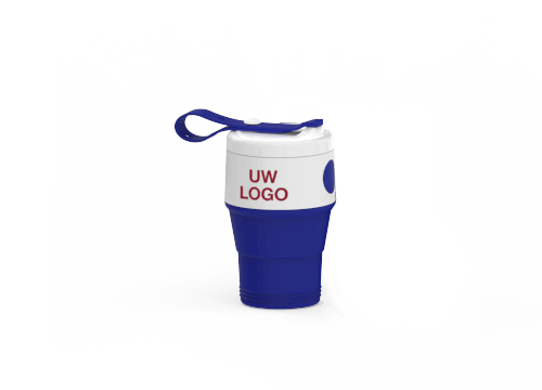 Cafe - Branded Travel Mugs