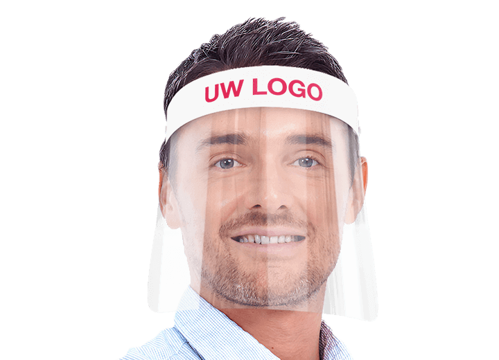 Barrier - Branded Face Visors