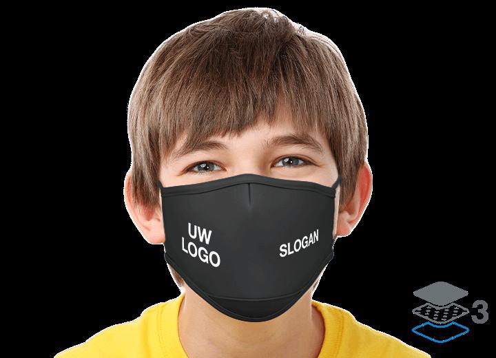 Junior - Gepersonaliseerde Mondmaskers