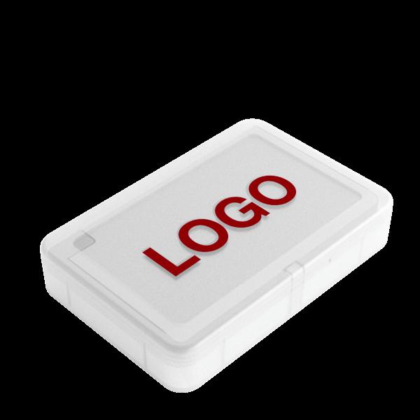Volt - Powerbank Met Logo
