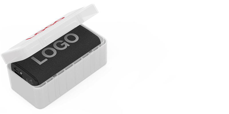 Journey - Powerbank Met Logo