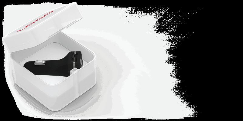 Master - Gepersonaliseerde USB Auto Opladers