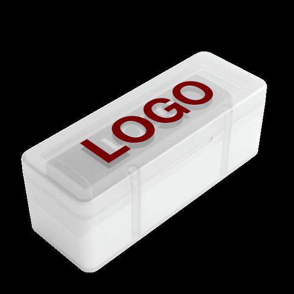 Lux - Powerbank Met Logo
