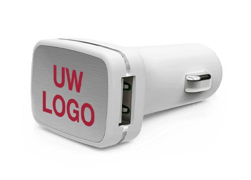 Zip - Gepersonaliseerde USB Auto Opladers