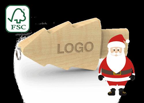 Christmas - USB Relatiegeschenk