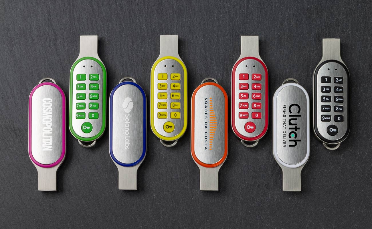 Code - USB Stick Bedrukken