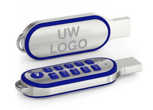 Code - USB met pincode