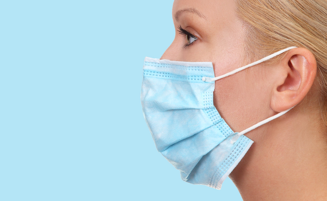 Disposable Mask - Gepersonaliseerde gezichtsmaskers