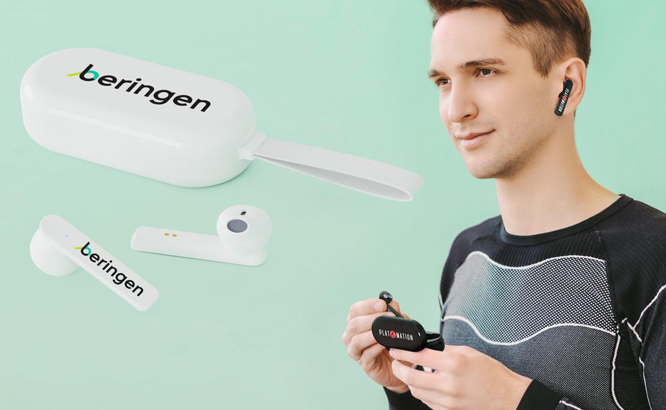 Duet - Persoonlijke True Wireless-oordopjes