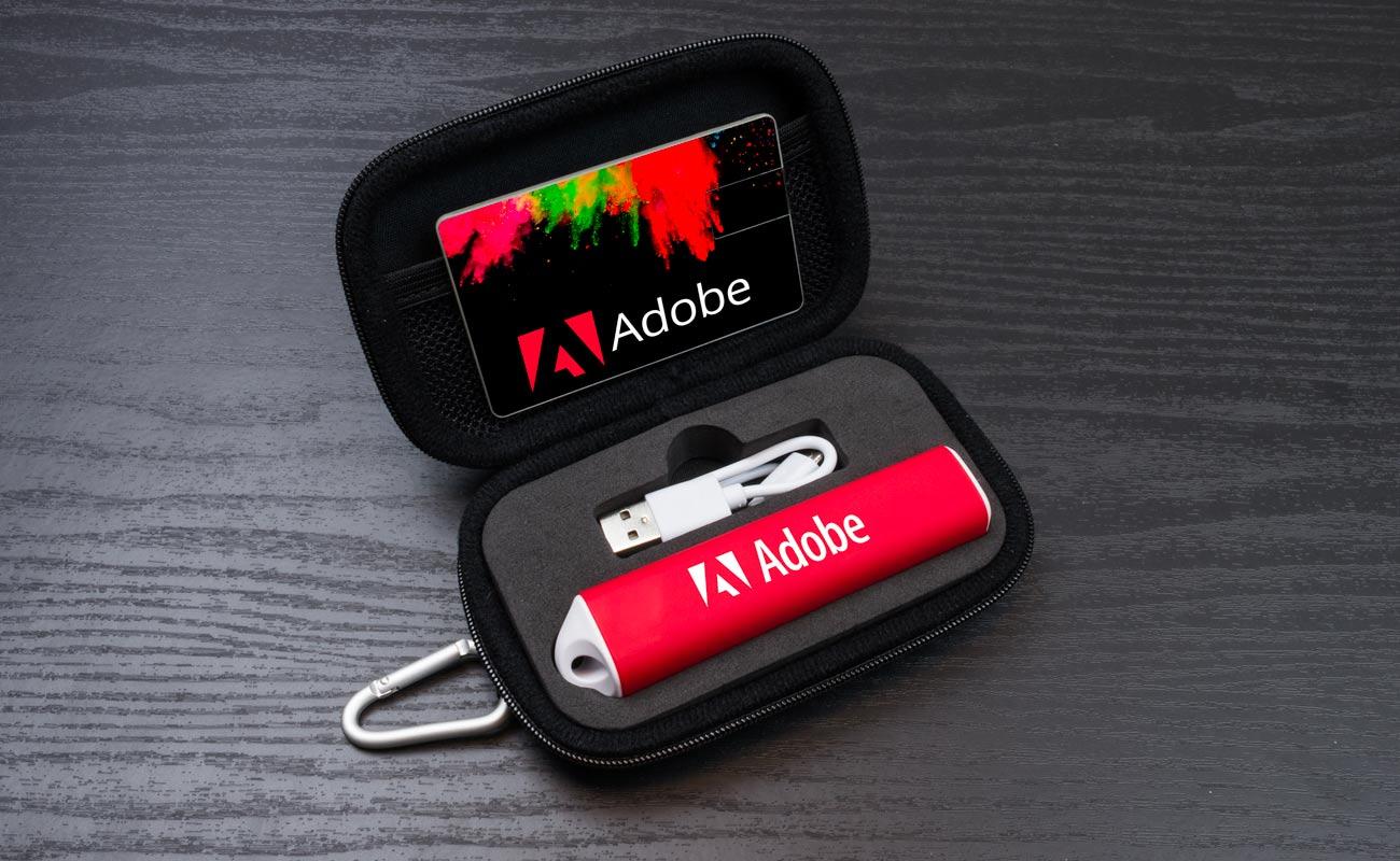 Impact S - USB Stick Bedrukken en Powerbank Bedrukken