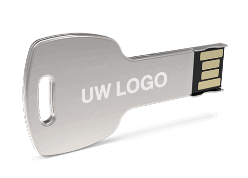 Key - Bedrukte USB Sticks