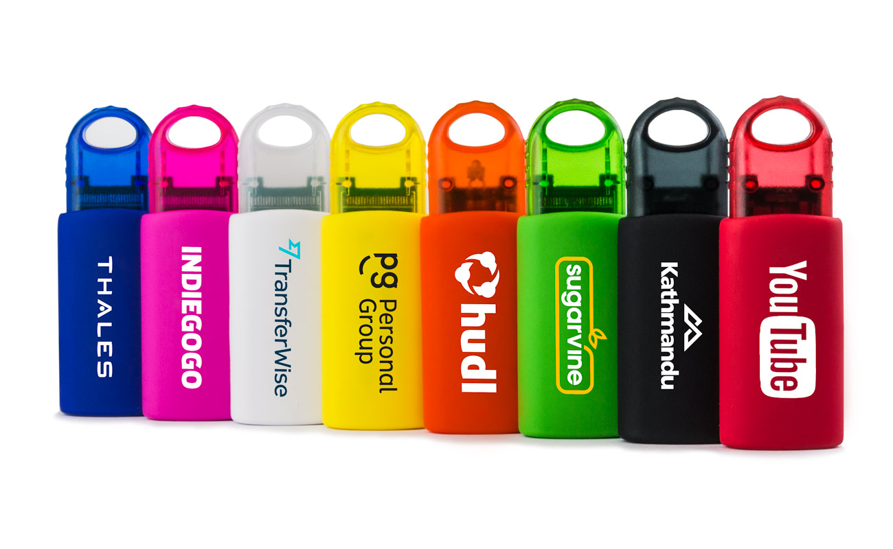 Kinetic - USB Stick Bedrukken