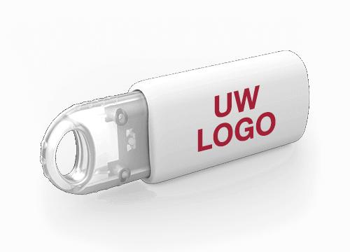 Kinetic - Bedrukte USB Stick