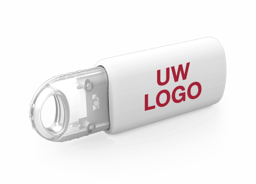 Kinetic - Bedrukte USB Sticks
