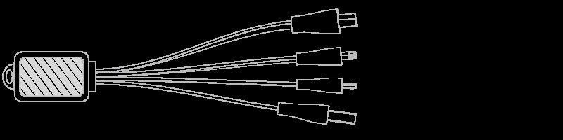 USB Kabel Fotodruk