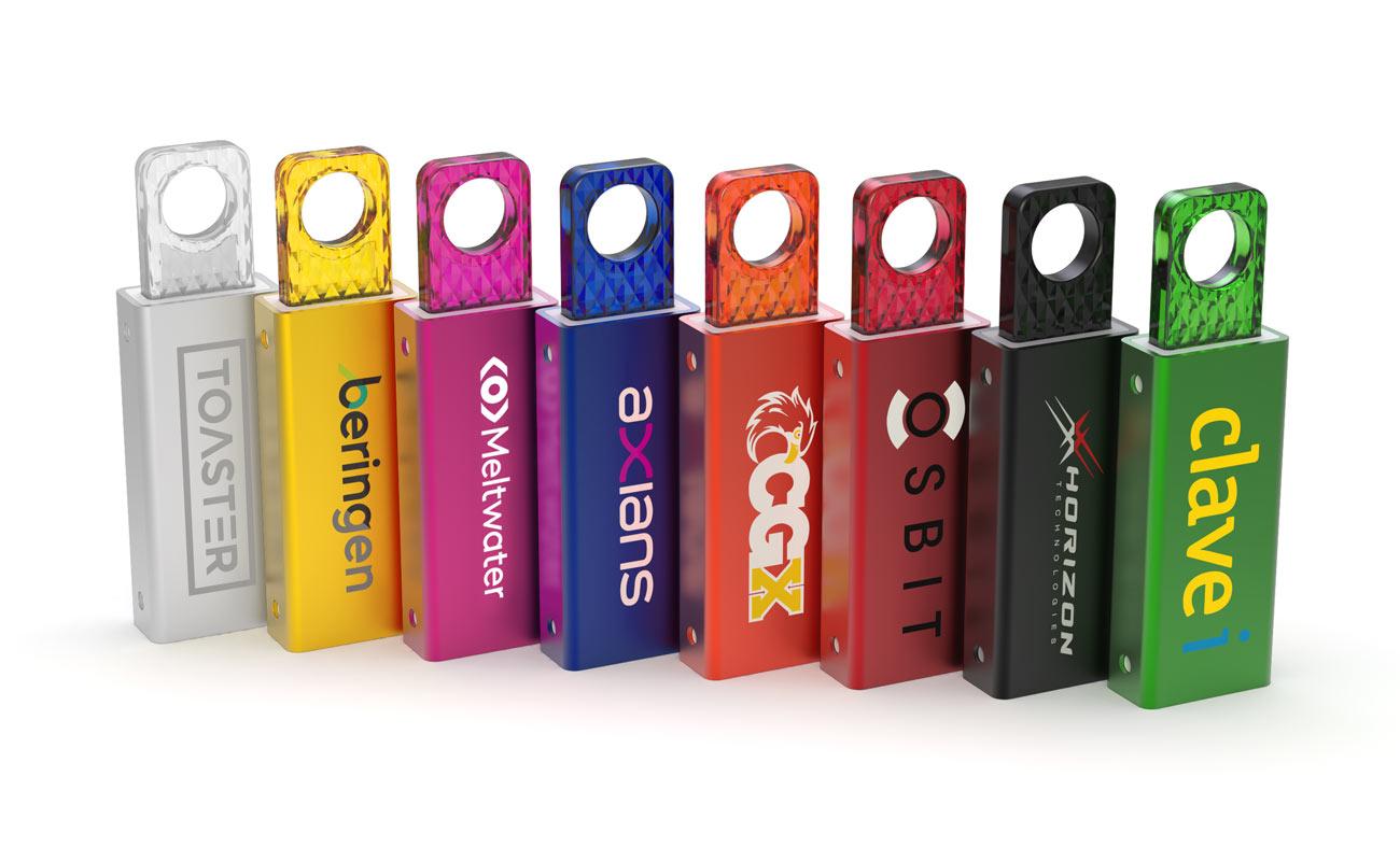 Memo - USB Stick Bedrukken