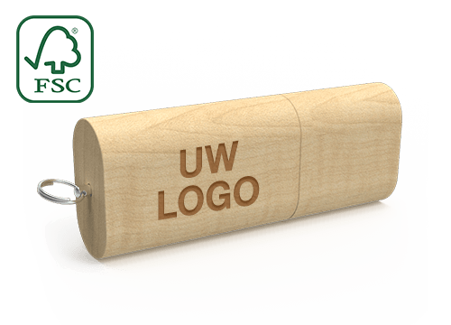 Nature - Houten USB Stick