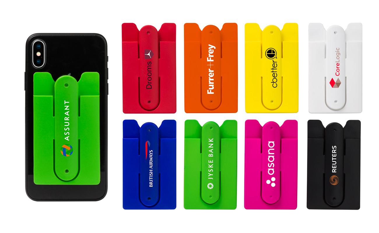 Pass - Bedrukte telefoon wallet