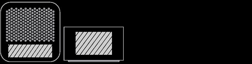Bluetooth® luidspreker Zeefdruk