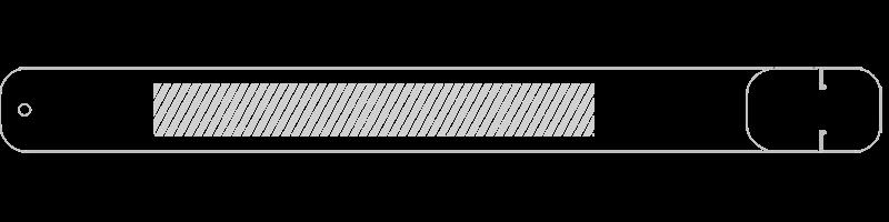 USB armband Zeefdruk