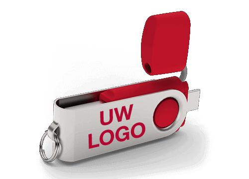 Twister Go - Bedrukte USB Sticks