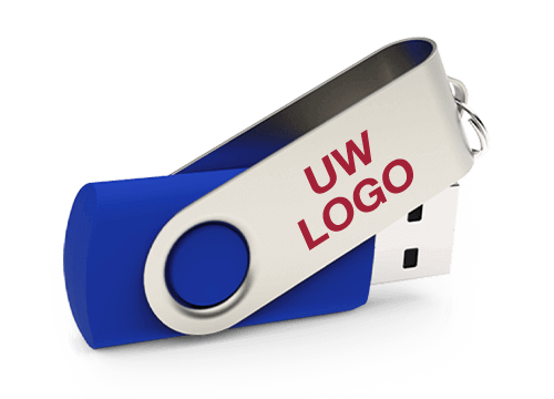 Twister - USB Stick Bedrukken