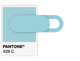 Pantone® Referentie Webcam Cover