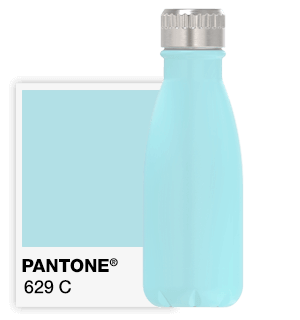 Pantone® Referentie Waterfles